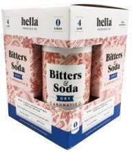 Bitters & Soda Dry 8.4oz