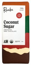 Coconut Sugar 74%  Bar 1.8oz