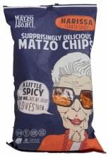 Harissa Matzo Chips 6oz