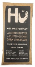 Almond + Quinoa 72% Bar 2.1oz