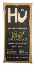 Hazelnut Butter 72% Paleo 2.1oz