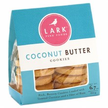 Coconut Butter Cookies 6.7oz