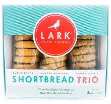 Short Bread Trio 8.2oz