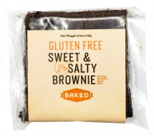 Sweet & Salty Gluten Free Brownie 3.9oz