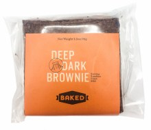 Deep Dark Brownie 3.9oz