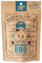 Baby Blue's BBQ Beef Jerky 1oz
