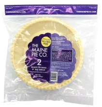 Gluten Free Pie Shell 14oz