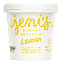 Lemon Buttermilk Yogurt Pint