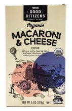 Organic Mac and Cheese 6oz