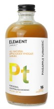 Pineapple Turmeric Shrub 8oz