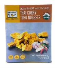 Thai Curry Tofu Nuggets 8oz
