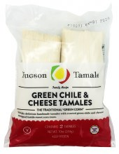 Green Chile Tamales 2pk