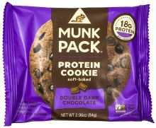 Double Chocoate Protein Cookie