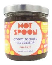 Green Tomato and Nectarine Chutney 7.75oz
