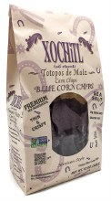 Organic Blue Tortilla Chips 12oz