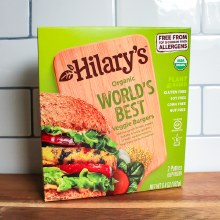 Worlds Best Veggie Burgers 2pk 6.4oz