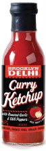 Curry Ketchup 9oz