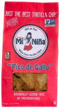 Pico de Gallo Tortilla Chips 12oz
