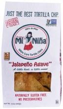 Jalapeno Agave Tortilla Chips 12oz