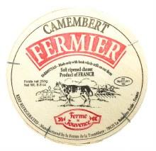 Camembert Fermier, 9oz