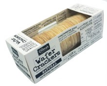 Natural Wafer Crackers 3.5oz
