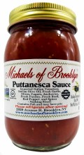 Puttanesca Sauce 16oz