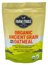 Ancient Grain Oatmeal 14oz