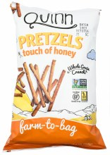 Touch of Honey Pretzels 7oz