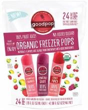 Organic Freezer Pops 24pk