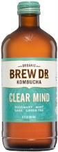 Clear Mind Kombucha 16oz