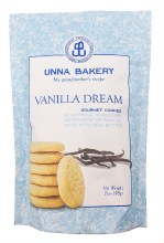 Vanilla Dream Cookies 7oz