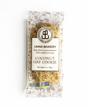 Coconut Oat Cookie 1oz