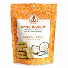 Coconut Oat Cookies 5.5oz