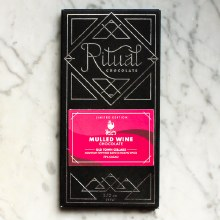 Mulled Wine 75% Cacao Bar 2.12oz