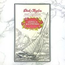 Vanilla Raspberry 72% 2oz