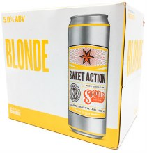 Sweet Action 12oz can, 6pk