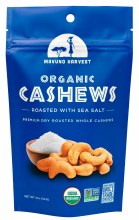 Roasted Salted Cashews 4oz