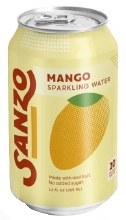 Mango Sparkling Water 12oz