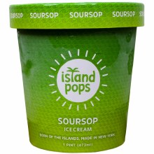 Soursop Ice Cream 1pt