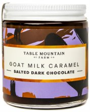 Salted Dark Chocolate Goat Milk Caramel 5oz