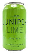 Juniper Lime Soda 12oz