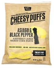 Asiago Cheese Puffs 3oz