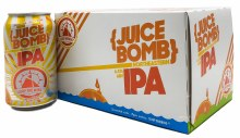 Juice Bomb 12oz, 6pk