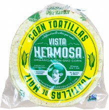 Corn Tortillas 7.2oz