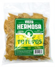 Totopos Tortilla Chips 12oz