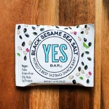 Black Sesame Sea Salt Bar 1.4oz