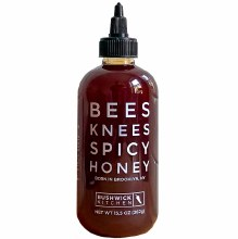 Bees Knees Spicy Honey 13.5oz