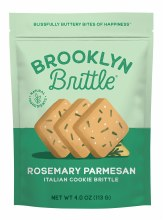 Rosemary Parmesan Cookie Brittle 3.9oz