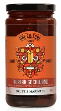 Korean Gochujang Marinade 13oz