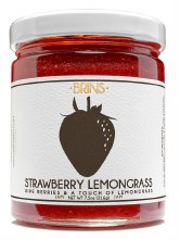 Strawberry Lemongrass Jam 7.5oz